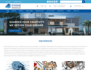 eventsconstruction.com screenshot