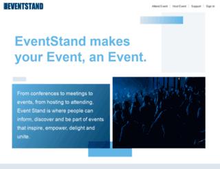 eventstand.com screenshot