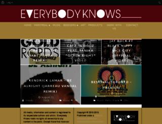 everybodyknows.ca screenshot