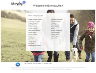 everydayme.com screenshot
