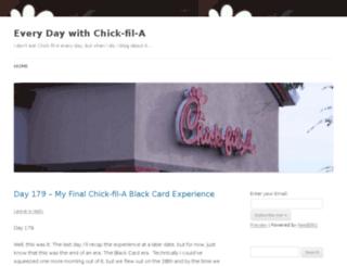 everydaywithchick-fil-a.com screenshot