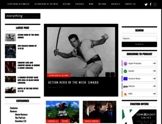 everythingaction.com screenshot