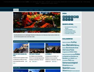 everythingbarcelona.net screenshot