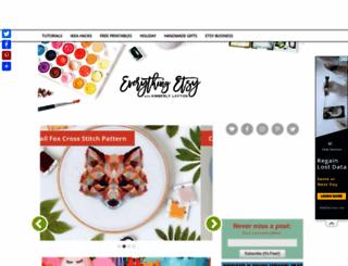 everythingetsy.com screenshot