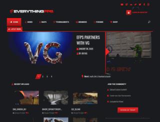 everythingfps.com screenshot