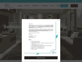 evfed.org.tr screenshot