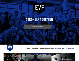 evfperformance.com screenshot