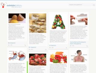 evimizindoktoru.com screenshot