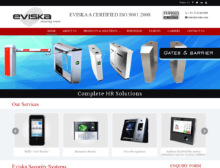 eviska.com screenshot