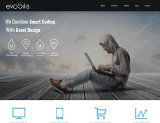 evobilis.com screenshot