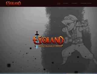 evoland.shirogames.com screenshot