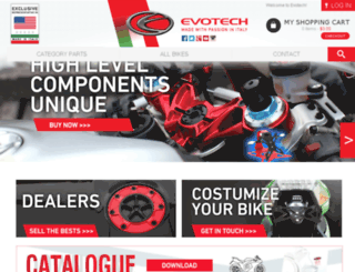 evotech-usa.com screenshot