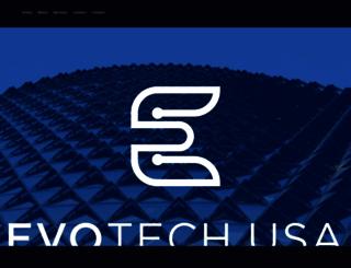 evotech-usa.com screenshot