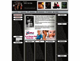 evpersoneli.net screenshot