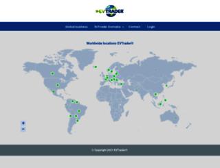evtrader.com screenshot