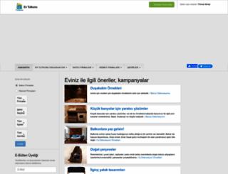 evtutkunu.com screenshot