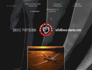 ewa-charter.squarespace.com screenshot