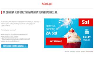 ewachodakowskapisze.pl screenshot