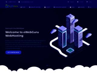 ewebguru.net screenshot