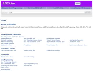 ewebprogrammer.com screenshot