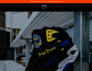 ewingathletics.com screenshot