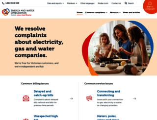 ewov.com.au screenshot