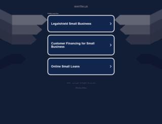ewrite.us screenshot