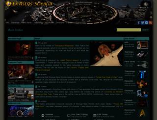 ex-astris-scientia.org screenshot