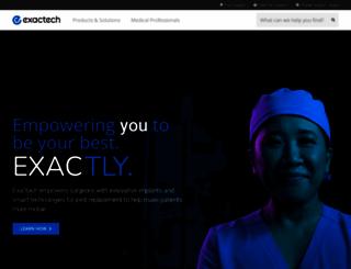 exac.com screenshot