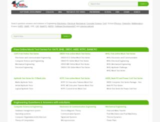 examcrazy.com screenshot