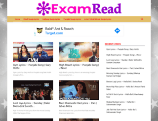 examread.com screenshot