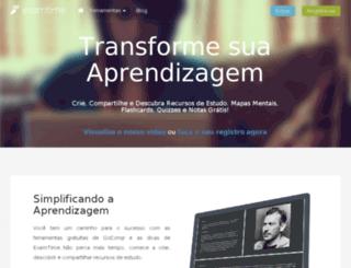 examtime.com.br screenshot