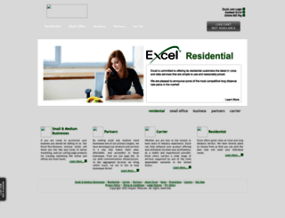 excel.com screenshot