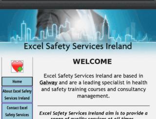 excelatsafety.com screenshot