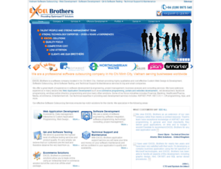 excelbrothers.com screenshot