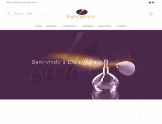 excellenceimp.com.br screenshot
