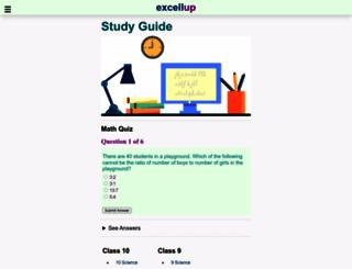 excellup.com screenshot