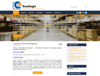 excelogic.info screenshot