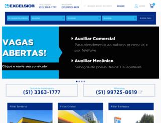 excelsiorpneus.com.br screenshot