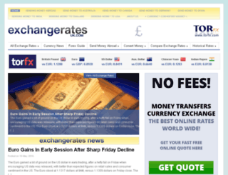 exchangerates.uk.com screenshot