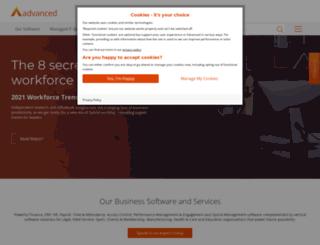 exchequer.com screenshot