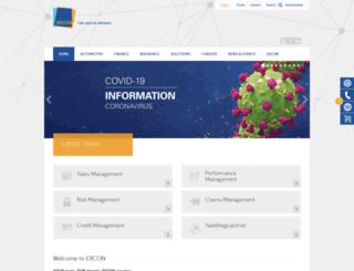 excon.de screenshot
