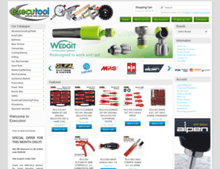executool.co.za screenshot