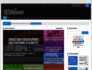 exeideas.com screenshot