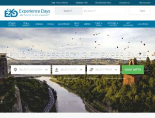 exelement.co.uk screenshot