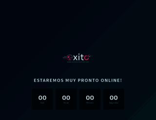 exitoeninternet.com screenshot