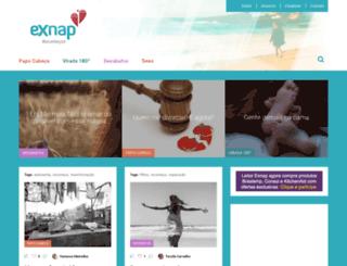 exnap.com.br screenshot
