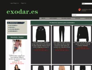 exodar.es screenshot
