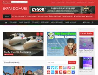 expandgames.com screenshot