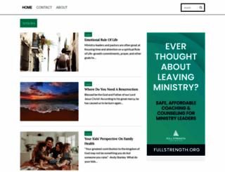 expastors.com screenshot